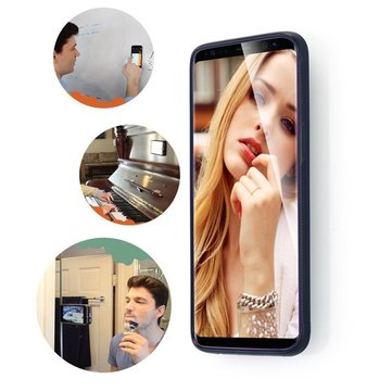 Ultra Thin Nanometer Anti Gravity Anti Skid Magical Suction Case For Samsung Galaxy S8 Plus 6.2 Inch