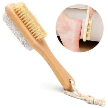 Feet Exfoliating Tool Dead Skin Remover Pumice Stone Hard Callus Cleaner Scrubber Pedicure