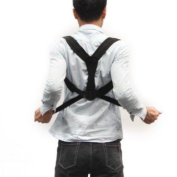 Unisex Adjustable Elastic Posture Corrector Hunchbacked Support Brace Correction Belt