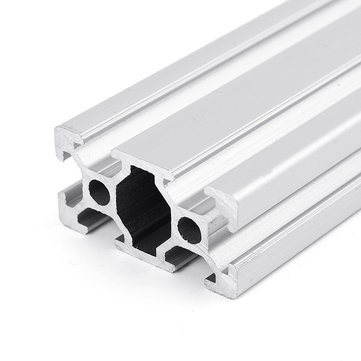 Machifit 1000mm Length 2040 T-Slot Aluminum Profiles Extrusion Frame For CNC