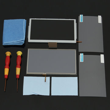 LCD Display Digitizer Touch Screen Replacement Tools For Nintendo Wii U Gamepad