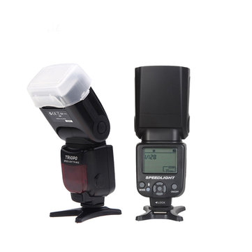 TRIOPOTR-960IIFlashSpeedliteHandmatig Zoom voor Nikon Canon Pentax DSLR Camera