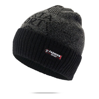 Winter Warm Beanie Knitting Hat for Men and Women