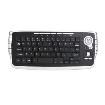 2.4 GHZ 78 Keys Trackball Remote contol Air Mouse