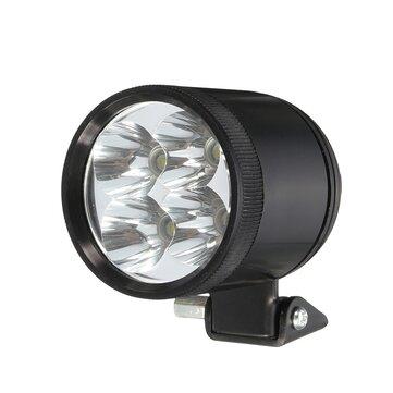 12V-80V 40W 2980lm U22 Work LED Spot Driving Light Fog Driving Head Lamp Motorcycle