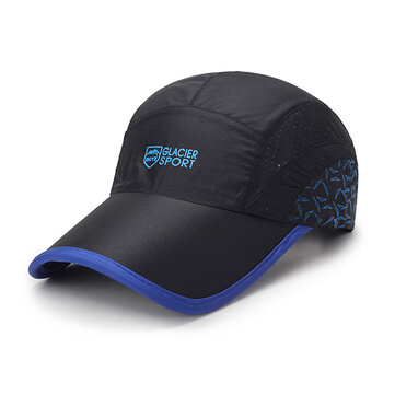 Mens Unisex Mesh Quick-dry Breathable Sport Baseball Cap