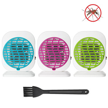 Electric Mosquito Insect Killer Lamp Mosquito Repellent Grill Flying Pest Bug Trap Lamp