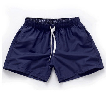11 Colors Summer Mens Fast Dry Shorts Breathable Big Pants Beach Shorts