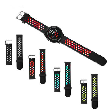 Bakeey Universal 22mm Replacement Watch Strap for Samsung Gear S3/ Pebble Time Amazfit