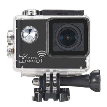 Meeegou M7 NTK96660 16MP 4K 2,0 pouces écran 170 degrés grand angle WIFI HD Sport Caméra d'action avec microphone