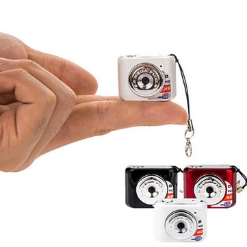Smallest Mini Full HD Portable Digital Camera Video Recorder Camcorder