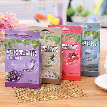 Natural Sachet Bathroom Kitchen Car Wardrobe Air Freshener Indoor Deflavour Deodorization Sachet