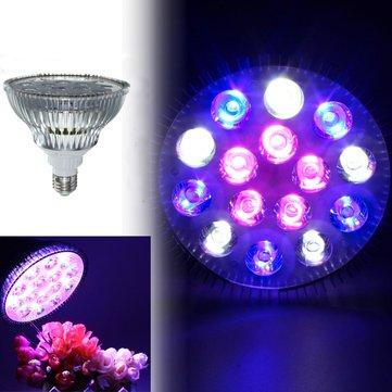 Buy 15W E27 PAR38 LED Full Spectrum Coral Reef Plant Grow Light Fish Tank Aquarium for $18.94 in Banggood store