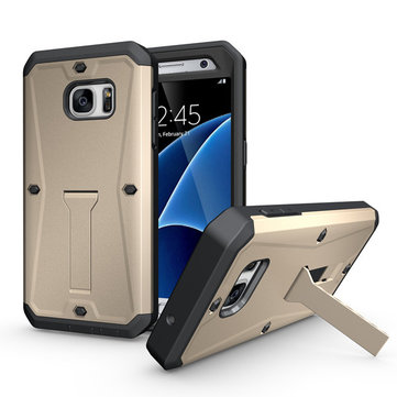 Full Coverage Shockproof Dirt-proof Waterproof  Screen Protector Holder Case Cover for Samsung Galaxy S7 G9300