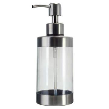 Bathroom Manually Soap Dispenser Shampoo Lotion Bottle