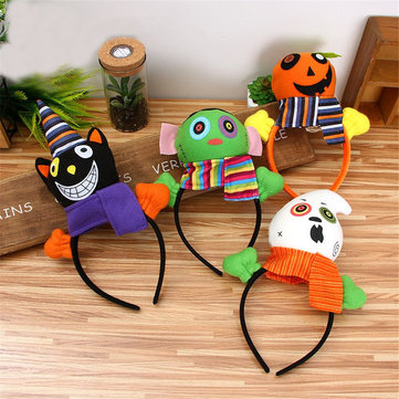 Halloween Costume Party Hair Clasp Costplay Costume Ball Dress Up Decoration Toys