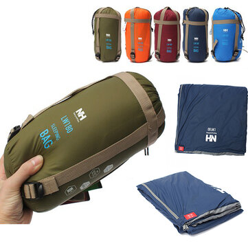 Naturehike NH15S003-D Outdoor Camping Sleeping Bag Ultralight Envelope Bag For Travel Hiking 1.9x0.75m