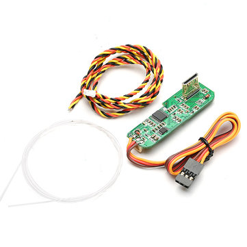 RCD3015G HD Port to AV Converter V2  for Sony With IR Remote Triggering Support Ground Remote FPV
