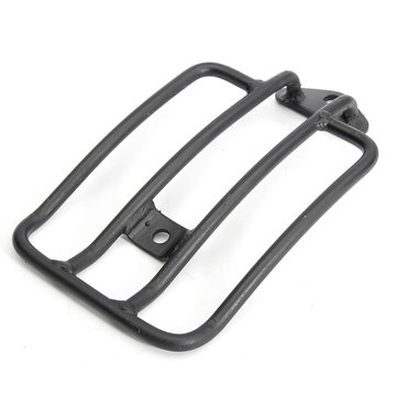Solo Seat Luggage Rack Shelve For Harley Davidson Sportster XL883 1200 48