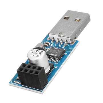 3Pcs USB To ESP8266 WIFI Module Adapter Board Mobile Computer Wireless Communication MCU