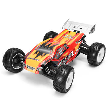 ZD Racing 9021 Pirates 2 1/8 2.4G 4WD Truggy Tout-Terrain Voiture RC RTR 08423