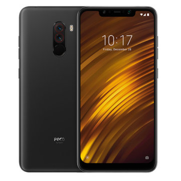Xiaomi POCO F1 Global Version 6.18 inch 6GB RAM 128GB ROM Snapdragon 845 Octa core 4G Smartphone