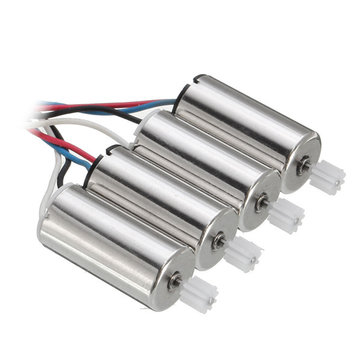 4pcs 8mm Electric Motor Mini Motor