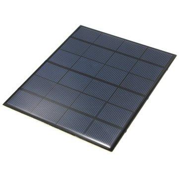 3.5W 6V 583mA Monocrystalline Mini Solar Panel Photovoltaic Panel