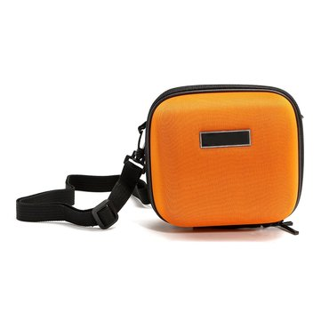 Orange Storage Case Bag For Fuji Instax Mini 8 Wide 7s 25 Instant Film Camera