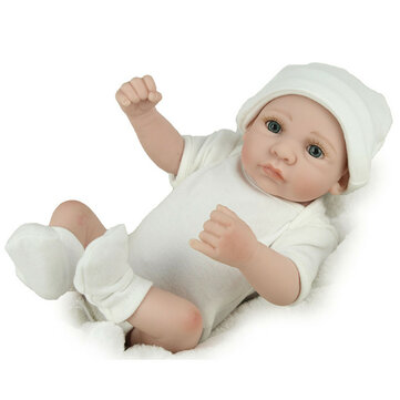 DOLL Real Life Baby Dolls Full Vinyl Silicone Boy Baby Doll Birthday Gifts