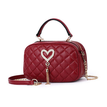 Fashion Casual Plaid Handbags Crossbody Bags For Ladies