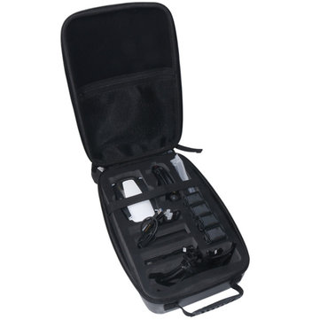 Waterproof Hardshell Carbon Grain Storage Box Carrying Case Backpack Bag for DJI Mavic Air RC Drone