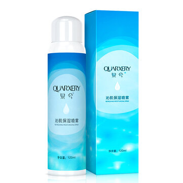 120ml Spray Mist Water Face Toner Hydrating Moisturizing