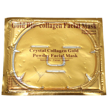 Gold Powder Collagen Facial Mask Crystal Moisture Essence Face Skin Care Makeup