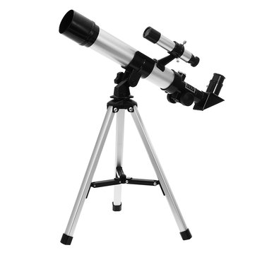 90X Astronomical Telescope Tripod Landscape Star Viewing Educational Tool Kids Children Gift