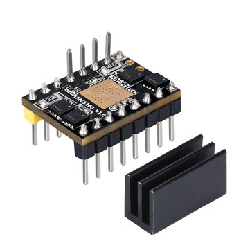 ₹1,409.94 TMC5160 V1.0 High Power Stepper Motor Driver Module Board With StealthChop2 / StallGuard2 For RepRap SKR V1.3 Board / MKS Gen L / Mks Gen Base 3D Printer Part 3D Printer & Supplies from Electronics on banggood.com