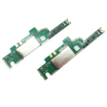 Antenna Microphone Mic PCB Board Flex Cable Repair Parts For Sony Xperia M4 E2353 E2306 E2333