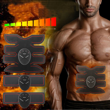 KALOAD ABS Abdominal Muscle Trainer Full Body Muscle Training Stimulation Fitness Massager
