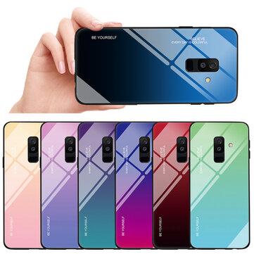 Ốplưngbảovệkínhcường lực Bakeey Gradient cho Samsung GalaxyNote9/Note8/S9/S9Plus/S8/S8Plus