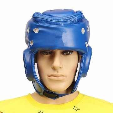 Sports Head Guard Boxing Helmet Sport Training Headgear
