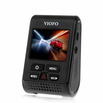 VIOFO A119S V2 Version 2 Inch Car Dashcam 6G F1.6 Lens Video 135 Degree Camera DVR With GPS Function