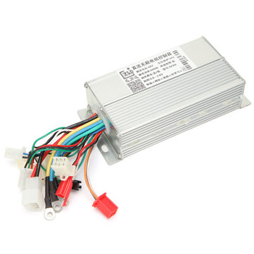 36V 48V 60V 64V 500W 600W Dual Mode Electric Vehicle Brushless DC Motor Controller