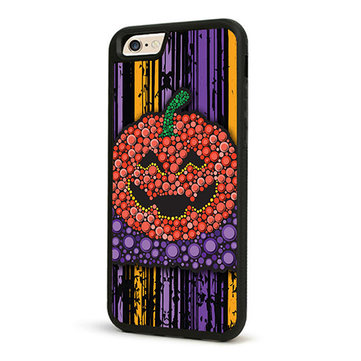 Fashionable Halloween Case TPU Soft Back Cover For iPhone 6 6S
