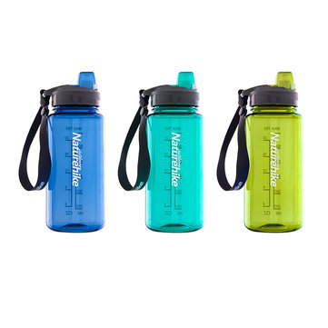 Naturehike 750ml 1000ml Water Bottle Portable Sports Travel BPA Free Drinking Kettle NH17S010-B