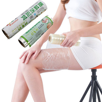 PE Shrinking Waist Thigh Leg Wrap Film Heat Fat Burning Loss Weight Body Slimming