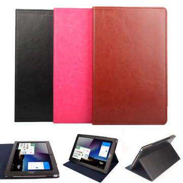 Stand Flip Folio Cover PU Leather Tablet Case Cover for Onda Obook10 SE