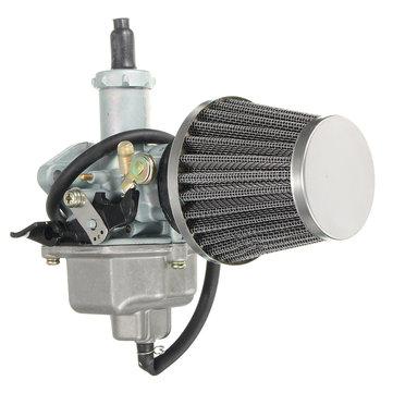 Впускной воздушный фильтр 26мм карбюратор 38мм карбюратор для Honda CB125 CB125S CG125