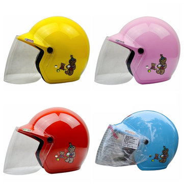 Children Riding Driving Protective Half Helmet For ZEUS