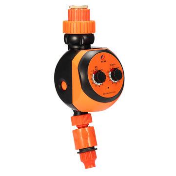 홈지능형원예이중설정버튼 미스트 관수 장치 자동 관개 타이머 워터 타이머 컨트롤러