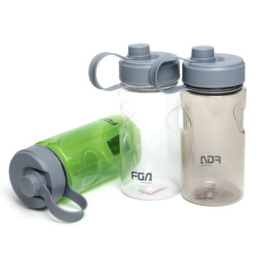 IPRee ™ 800ml Plastic Sport Waterfles Eco Friendly Travel FDA Space Cup Met Thee Strainer